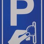Parkeerbord